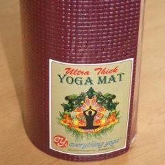 Everything Yoga Ultra Thick Yoga Mat