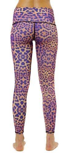 Teeki-Designer-Active-Wear-Awakening-Hot-Pant rear view